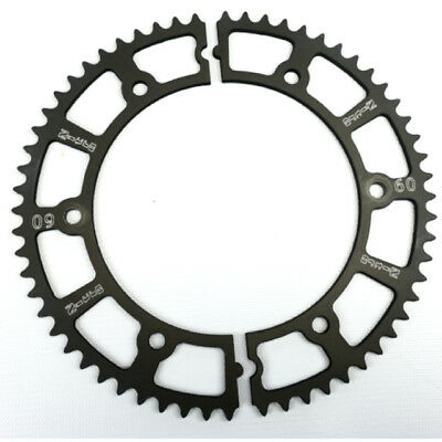 Nitro Manufacturing 60 Tooth Hard-Anodize Go Kart Racing Split Gear Sprockets