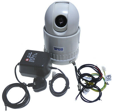 FLIR Systems D-19 Thermal Infrared CVIDEO Camera 320 x 240 pixels, PAL/NTSC