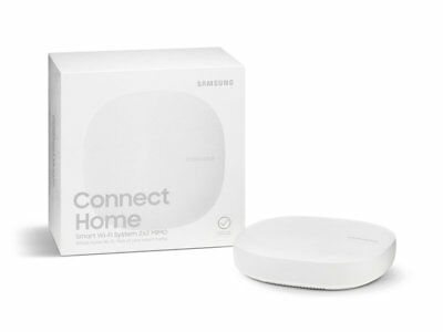 Samsung Connect Home AC1300 Whole Home Wi-Fi System & Smart Home Hub White NEW