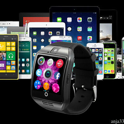 AU Bluetooth Smart Watch Mate GSM SIM For Android & iOS iPhone Samsung HTC LG