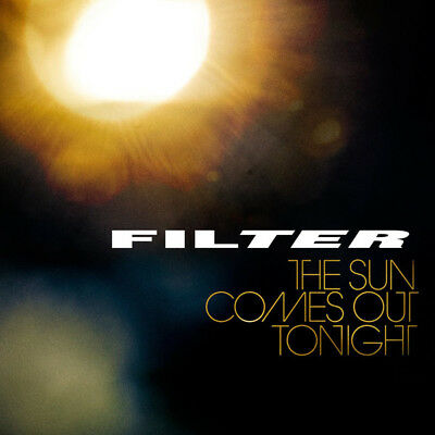 Filter - The Sun Comes Out Tonight (2013)  CD  NEW  SPEEDYPOST