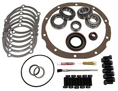 """64-86 Ford 9/"""" Inch Rearend 4.56 Ring and Pinion Master Install Elite Gear Pkg"""
