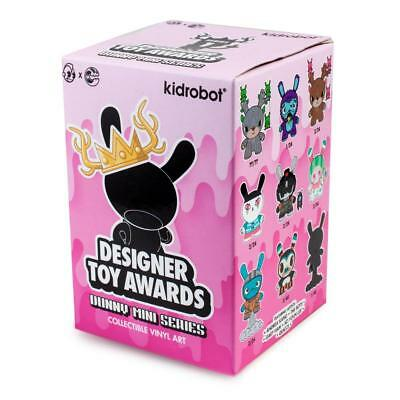 KIDROBOT DESIGNER TOY AWARDS (DTA) DUNNY MINI SERIES -  one random blindbox
