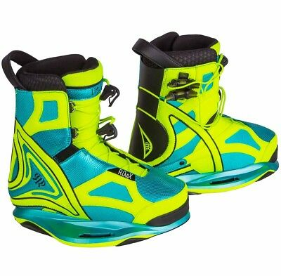LIMELIGHT Boot Ronix Women highlighter/anodized turquoise 2017