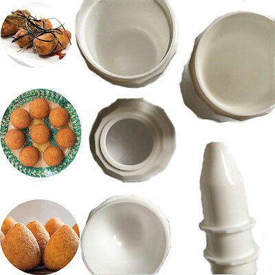 New Arancini Mould Makers 3 shapes from 1 mould.