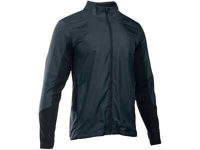 Under Armour Storm Groove Hybrid Golf Jacket Extra Large In Grey NEW WITH TAGS