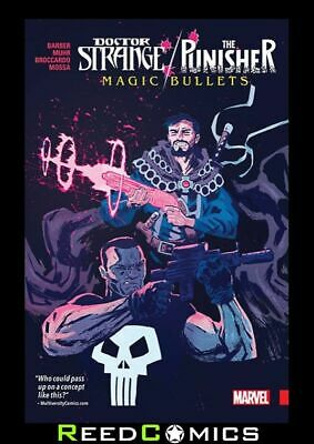 DOCTOR STRANGE / PUNISHER MAGIC BULLETS GRAPHIC NOVEL Collects 4 Part Series
