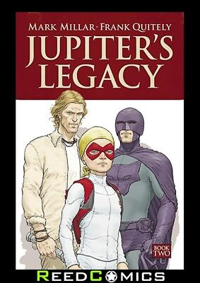 JUPITERS LEGACY VOLUME 2 GRAPHIC NOVEL New Paperback Collects (Vol 2) #1-5