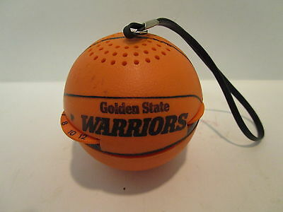 Coca Cola Radio Shaped As Basketball from Golden State Warriors - Does Not Work