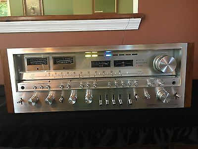 Pioneer SX-1980 Totally restored 360 new parts, none like it.