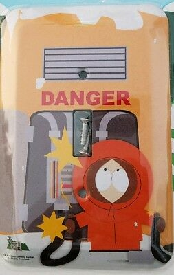 South Park Comedy Central KENNY SWITCH PLATE LIGHT COVER MINT