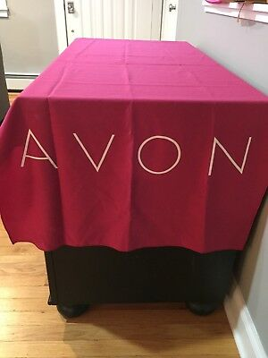 Avon Logo Table Runner - Table Cover - Events Promotional - Magenta