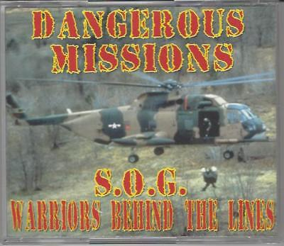 Dangerous Missions Sog Warriors Behind The Lines Special
