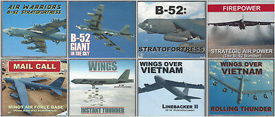 B-52 STRATOFORTRESS - 8 INCREDIBLE DVDs EVERYTHING U WANT 2 KNOW ABOUT THE BUFF