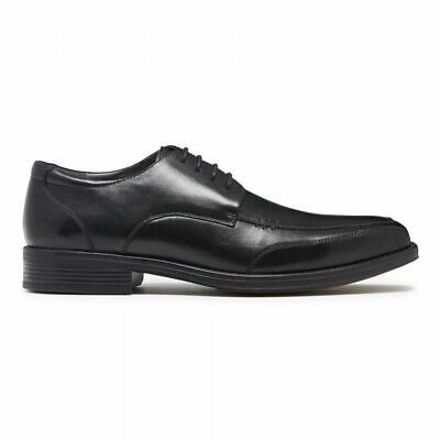 Mens Julius Marlow Neutral Formal Black Dress Formal Men's Lace Leather Shoes