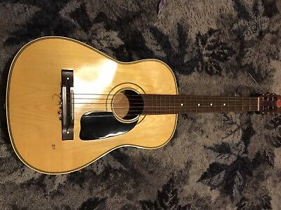 Vintage Acoustic Selmer of London Guitar - Model 222 - collection only