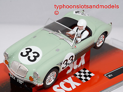 SCX/Scalextric  A10089 MGA Lund - New & Boxed - A10089