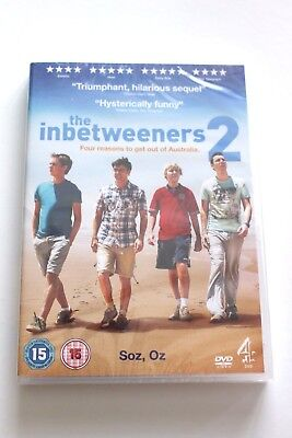 The Inbetweeners 2 Movie DVD Brand New And Sealed