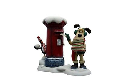ROBERT HARROP WALLACE & GROMIT & FEATHERS McGRAW ROYAL MAIL CHRISTMAS 2010