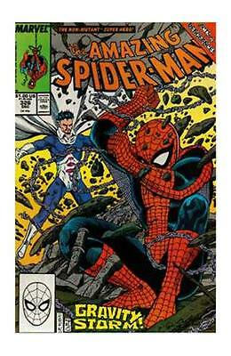 The Amazing Spider-Man #326 (1989 Marvel) 1st Series Acts of Vengeance