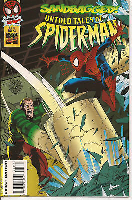 Untold Tales of Spider-Man #3 Sandman APP VF/NM