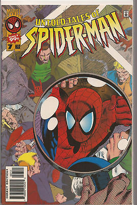 Untold Tales of Spider-Man #7 Marvel Comics VF/NM