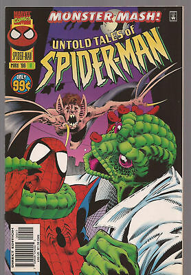 Untold Tales of Spider-Man #9 VF/NM Lizard APP