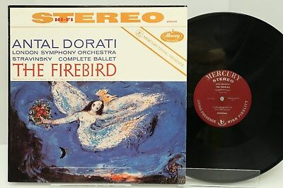 "Dorati LP ""The Firebird"", Mercury, NM"