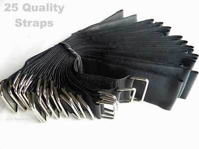 Carpet Cleaning - Quality Hose STRAPS (Set of 25)