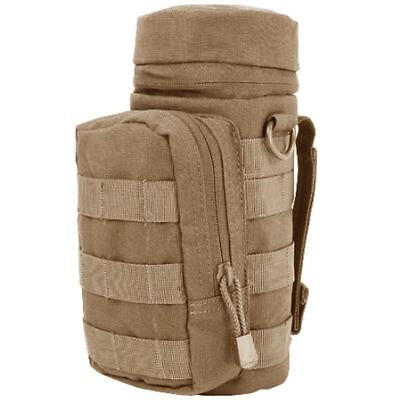 Condor H2O Pouch Nalgene Bottle Pouch - Coyote - MA40-498 - New - MOLLE PALS