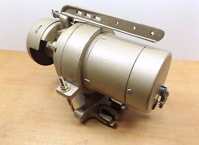 Feitsew Ii Cm22 Industrial Sewing Machine Motor 110/220V 6.2/3.1A 1730 Rpm