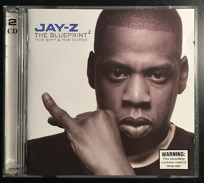 Jay z blueprint2 the gift the curse thai double cassette seal oop jay z the blueprint 2 the gift and the curse 2002 2 disc malvernweather Choice Image