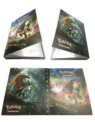 Pokemon Cards Album Book List Card Collectors 240Pcs Capacity Cards Holder