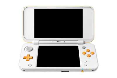 Consola Nintendo New 2Ds Xl Blanco/naranja