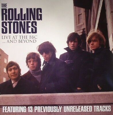 The Rolling Stones - Live At The BBC And Beyond PURPLE VINYL LTD EDITION VINYL