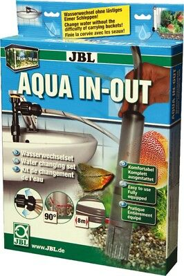 JBL Aqua In Out Complete Set - Water Changing Kit @ BARGAIN PRICE!!!