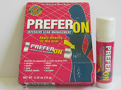 PREFER ON INTENSIVE SCAR MANAGEMENT 0.35 OZ - Lot of 6