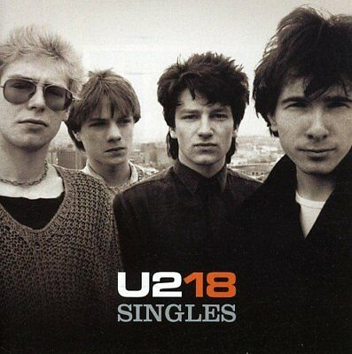 U2 / U218 Singles (Best of / Greatest Hits) *NEW* CD
