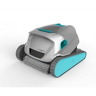 Dolphin triton robotic pool cleaner with powerstream cad - Robot dolphin s300 ...