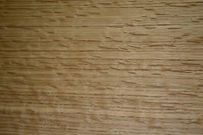 Oak Raw Wood Veneer Sheets 6.5 x 34 inches 1/42nd thick                  6773-44