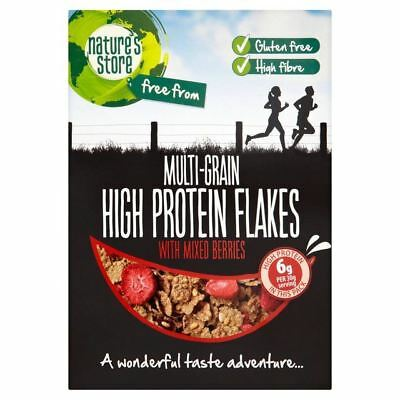 Nature's Store Gluten Free High Protein Cereal - 300g (0.66lbs)