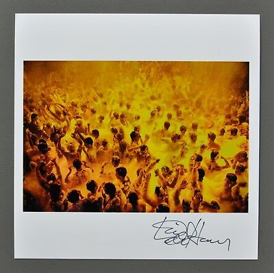 David Alan Harvey Magnum Archival Photo Print Amnesia Ibiza Soap Party 91 Signed