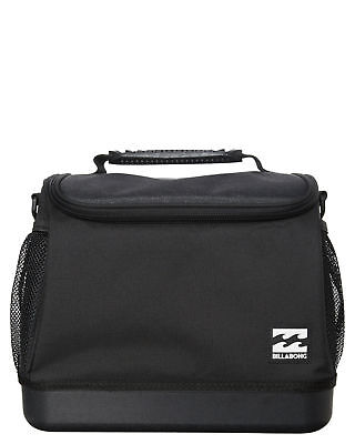 New Billabong Smoko Cooler Mesh Gifts Black