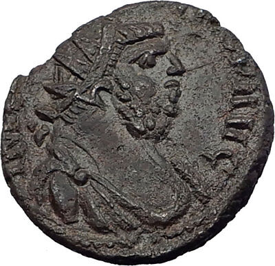 CARAUSIUS 287AD Londinium LONDON Mint Authentic Ancient Roman Coin PAX i64060