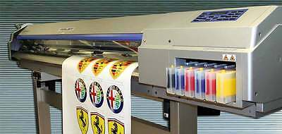 """Roland SC-500 Eco Solvent Printer/Cutter - 54"""" Wide - Lots of Extras - Excellent"""