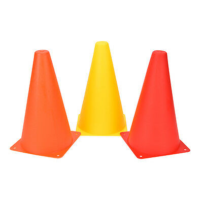 """1x 9""""  Agility Cones Football Soccer Sports Field Drill Markers ESUS"""