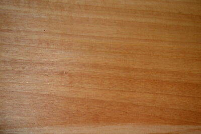 Anigre Raw Wood Veneer Sheets 11 x 43 inches 1/42nd                       6774-8