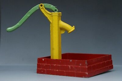 DCMT CRESCENT DIECAST FARM SERIES SQUARE WATER PUMP - Great Condition...!!