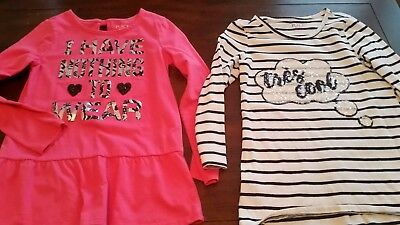 Girls Children's Place long sleeve tops size 7/8