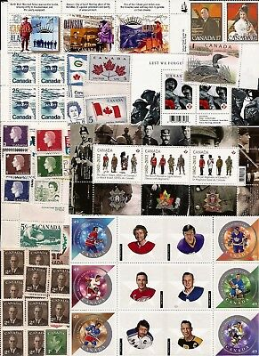 vintage MNH MINT UNUSED CANADA Canadian postage stamps lot C45W